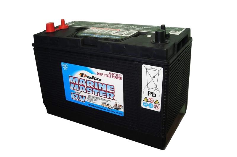 тяговый аккумулятор литиевый для лодочных моторов