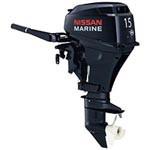 Лодочный мотор Nissan Marine NS 9.8 B 1