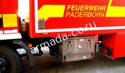Генераторы Panda PVK-U с выносным радиатором водяного охлаждения - 3.000 об/мин