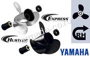 Алюминиевые и стальные винты Yamaha 40-60 л.с.