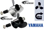 Алюминиевые и стальные винты Yamaha 115-130 л.с.