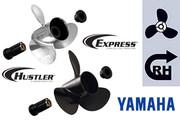 Алюминиевые и стальные винты Yamaha 20-30 л.с.