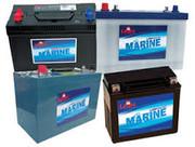Аккумуляторы для катеров и лодок