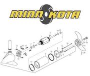 Запчасти для моторов Minn Kota