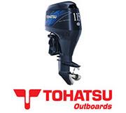 Запчасти для подвесных моторов Tohatsu