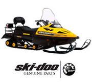 Запчасти для снегохода Ski-Doo
