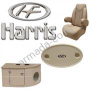 Запчасти для катеров Harris Kayot