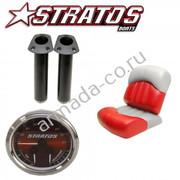 Запчасти для катеров Stratos