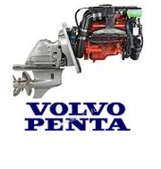 Двигатели и колонки Volvo Penta