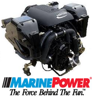 Двигатели Marine Power