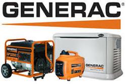 Запчасти для генераторов Generac