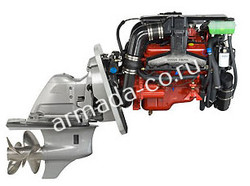 Лодочный мотор Yamaha 130BETOL