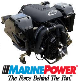 Запчасти для моторов Marine Power USA