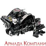Двигатель Merсruiser 4.3L (с колонкой Альфа, Браво 2,3), бензиновый