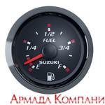 Вольтметр Suzuki черный, серия Deluxe