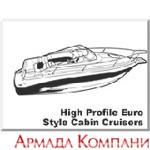 Тенты для катеров типа Runabout Cuddy Cabin Boats