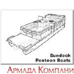 Тенты для понтонов типа Sundeck Pontoon Boats