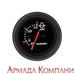 Датчик давления воды Suzuki черный, серия Deluxe