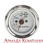 Датчик давления воды Suzuki белый