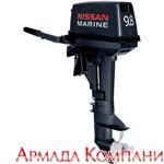 Лодочный мотор Nisan Marine NS 3.5 A2 1