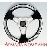 "Штурвал PALMARIA B/B Black grip Black spokes - &№216; 13.8"" (350 mm)"