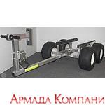 Стенд для гидроцикла на колесах - низкий (AQ-11 Narrow)