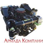 Двигатель Marine Power для аэробота 6.0L 385 л.с., VVT