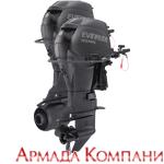 Лодочный мотор Evinrude 25 л.с. (E-Tec)