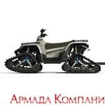 Гусеницы для квадроциклов Side by Side (Tatou UTV 4S)