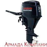 Лодочный мотор Nissan Marine NS 30 A4 1