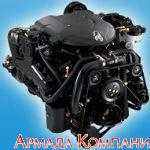 Двигатель Merсruiser Black Scorpion