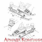 Оригинальные запчасти и аксессуары для техники Polaris