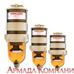 Фильтры топливные Racor (2-х уровневой очистки), серия 800