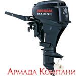 Лодочный мотор Nissan Marine NSF 18 B2 EP2
