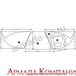 Нескользящее палубное покрытие для катера Four Winns H220