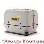 Дизель генератор MOVE 9000 - 8 KW - 3000 RPM