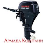 Лодочный мотор Nissan Marine NSF 15 C 1