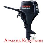 Лодочный мотор Nissan Marine NSF 9,8 A3 EF2