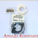 Ремкомплект карбюратора Tohatsu-Nissan 25B-30A4, 346871220M