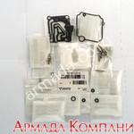 Ремкомплект карбюратора Tohatsu-Nissan F15C-F20C, 3BJ871220M