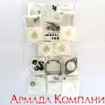 Ремкомплект карбюратора Tohatsu-Nissan 115-120-140A и A2, 3C7871222M