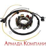Магнето в сборе для квадроцикла Polaris Sportsman 500 Rse 6X6 Ranger 6X6 Worker 500 (3085561)