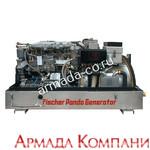 Мобильный генератор Panda PVMV-N 6000 ND