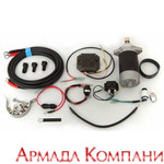 Комплект электрозапуска для подвесного мотора Тохатсу-Nissan