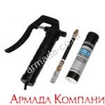 Сервис набор Quicksilver смазка 2-4-С (85 гр) и пистолет
