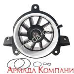 Корпус водомета в сборе для гидроцикла Sea-Doo 4-Tec (диаметр 155 мм) GTX155, GTX ,RXT ,Wake Pro 2009 2010 2011 2012