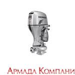 Водометная насадка для лодочного мотора Honda 50 л.с.