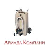 Канистра на колесах Waste Caddy - для серой воды