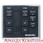 Панель управления для мотора Suzuki DF250A-300 л.с.