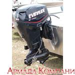Водометная насадка для лодочного мотора Evinrude 55-75 л.с.